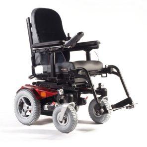 Takavetoiset sähköpyörätuolit