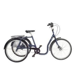 Kolmipyöräiset polkupyörät