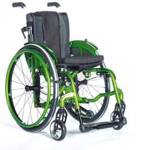 Lasten pyörätuolit