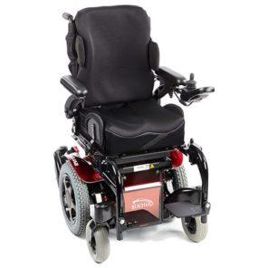 Keskivetoiset sähköpyörätuolit