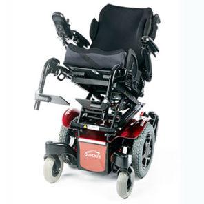 Lasten sähköpyörätuolit