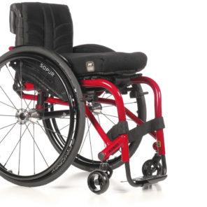 Sopur Nitrum Hybrid -pyörätuoli